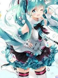 Looking for the best hatsune miku phone wallpaper? Hatsune Miku Wallpaper Hd Android