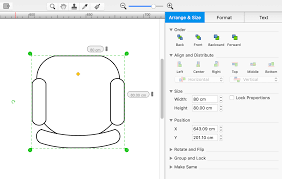 Creating A Seating Chart Conceptdraw Helpdesk
