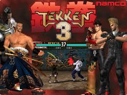 Tekken 3 (Japan, TET1/VER.E1) - tekken3 (MAME) - Game Themes (4:3) -  HyperSpin Forum