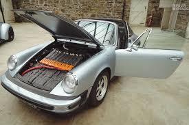 Porsche 911 Electric  F