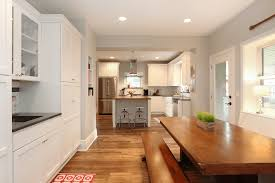 Vinyl Flooring In Kitchen A Trend Our Clients Love Vinyl Plank Flooring Thompson Remodeling