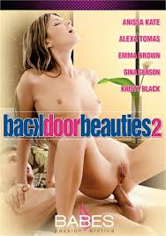 Backdoor blacks porn series