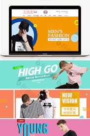 Fashion Casual Mens Banner Poster Template Poster Templates