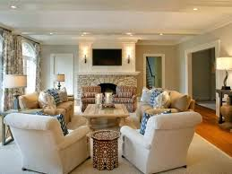 Rectangular Living Room Delectable Rectangular Room Furniture Arrangement Long Living Rooms R Layout