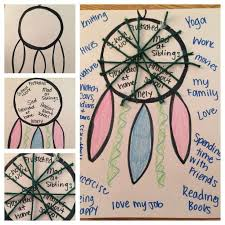 Dream Catcher Worksheet Awesome Dream Catcher Worksheet Worksheets For All Download And Share