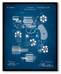 blueprint posters paintings framed