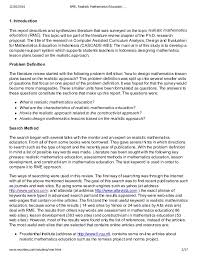 writing research paper sample junior high