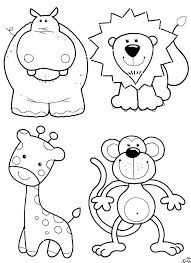 Zoo animal coloring pages for kids you can print and color. 18 Printable Zoo Animal Coloring Sheets Zoo Coloring Pages Coloring Pictures Of Animals Animal Coloring Books