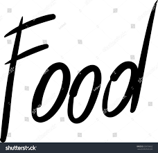 the word food. Perfect Food Word Food And The Word Food D