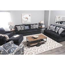 simmons living room furniture. Bellamy Slate Sofa And Loveseat By Simmons Living Room Furniture