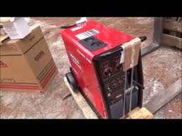 Lincoln 256 Power Mig Welder Review Replacing My Millermatic 250