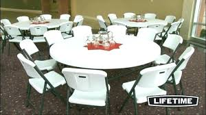 60 inch round table seats inch round table chic round folding table lifetime round white 60 inch