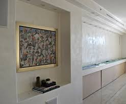 pearl wall paintInterior Wall Stucco with Mother of Pearl Finish Oikos  Italian