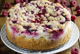 Raspberry Cream Cheese Coffee Cake Working Woman s Food