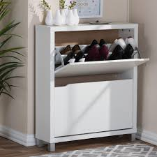 simms modern wood shoe cabinet in white finish amazing home depot office chairs 4 modern