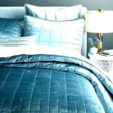 sage green velvet bedding c sets
