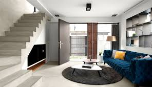 design studio office. on the first floor are located cozy living room premises in an open plan layout u2013 full of light and furnished with modern design furniture big studio office