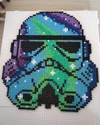 Star Wars Perler Bead Patterns Inspiration Stormtrooper Star Wars Perler Beads By Jeanettel48 Cross Stitching