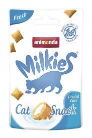 <b>Animonda Milkies</b> Fresh <b>лакомство</b> хрустящие подушечки для ...