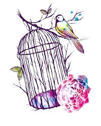 bird drawing tumblr flying.  Flying 500x625 Bird Cage Drawing Tumblr Inside Flying N
