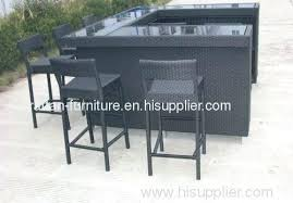 outdoor wicker bar table set corona modern furniture rattan sets from china manufacturer intended for plan outdoor wicker bar tables rattan set