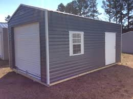 12 foot wide garage doorRockland Mini Buildings  Garage Style Mini Buildings