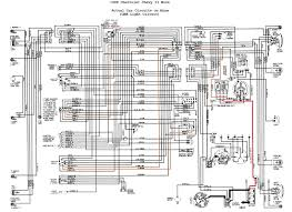 all generation wiring schematics chevy nova forum alternator warning light circuit at Gen Light Wiring