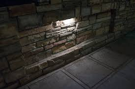 stone wall lighting. hardscape ste and mounting ideas stone wall lights rectangular special contemporary lighting t