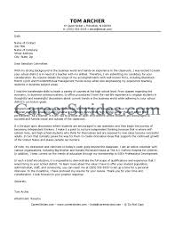 Cover Letter For Art Teacher With No Experience Cover Letter