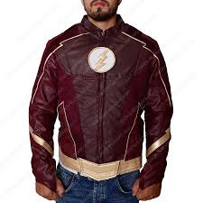 the flash leather jacket zoom the
