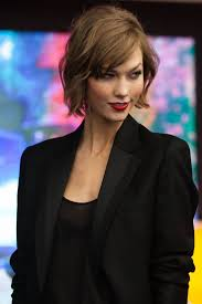 11 Best Karly Kloss Bob Images On Pinterest Hairstyles Braids