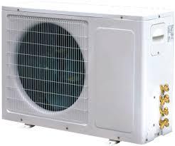 air conditioning split unit. indoor unit, remote control, outdoor warranty air conditioning split unit