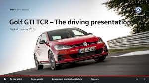 Golf Emissions Light Booklet Golf Gti Tcr Golf Gti Tcr Wltp Fuel Consumption