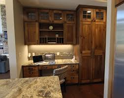 Recessed Kitchen Cabinets Hickory Shaker Style Kitchen Cabinets Cliff Kitchen