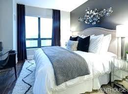Perfect Navy Blue And Grey Bedroom Navy Gray Bedroom Dark Blue And Gray Bedroom  Best Navy Master