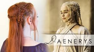 Game Of Thrones Hair How To Daenerys In Season 5 Youtube