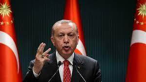 أردوغان ينشر صور أعلام الدول التي دعمت تركيا بحرائق الغابات ويعلق - CNN  Arabic