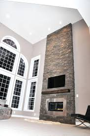 tall gas fireplace decorating a modern fireplace ideas inspiration tall skinny gas fireplace