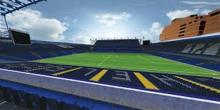 Stanford Stadium Seating Chart 3d Stamford Bridge Launch New Interactive 3d Seating Planner