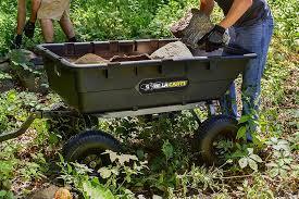 best garden cart review