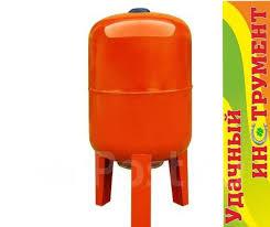 <b>Гидроаккумулятор Вихрь ГА-100В</b>, 10 бар - Сантехника и ...