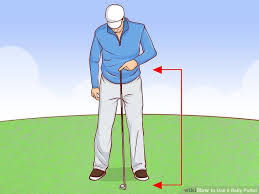 Belly Putter Fitting Chart How To Use A Belly Putter 12 Steps With Pictures Wikihow
