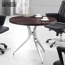 get ations ying italian office furniture desk furniture modern minimalist small table negotiating table small round table parlor