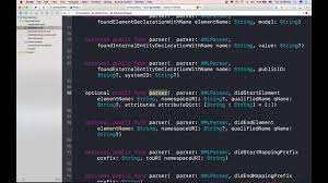 Parse Xml In Ios With Swift Build A Rss News Reader App Youtube