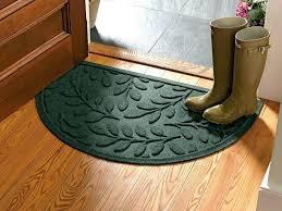 halfmoon rugs door outdoor john doormat x front mat all weather half moon for halfmoon rugs