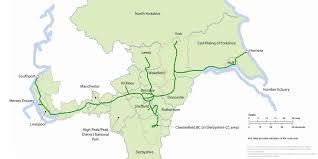 Pennine Way Distance Chart Trans Pennine Trail Official Website