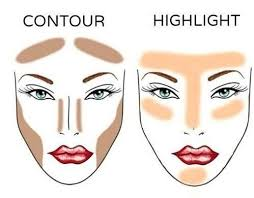 to contour your face like a celebrity