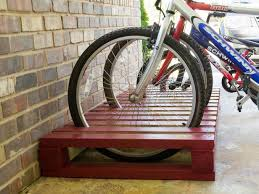 Diy bicycle rack Homemade Plenty Of Bike Storage Space Diy Network Build An Inexpensive Bike Rack Diy Network Blog Made Remade Diy