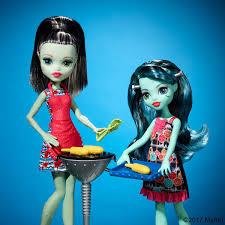 Alivia Stein, сестрёнка Фрэнки <b>Monster High</b>