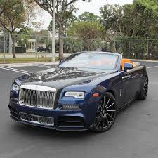 The Auto Firm Rolls Royce Dawn New Mansory Body Kit Facebook